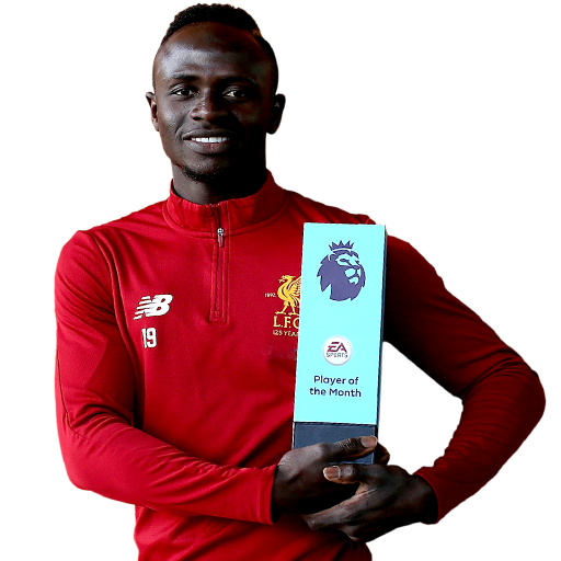 FIFA 18 Sadio Mane Icon - 87 Rated