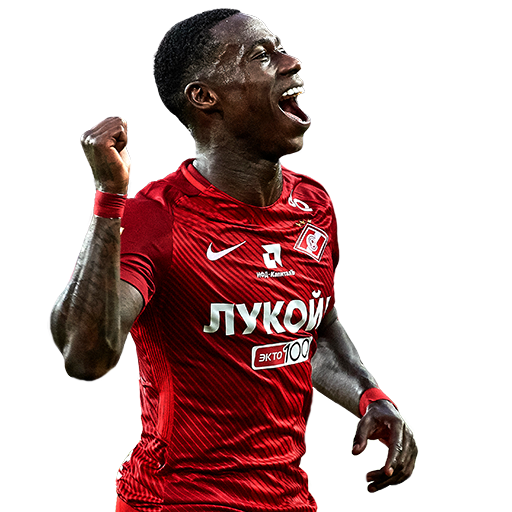 FIFA 18 Quincy Promes Icon - 86 Rated