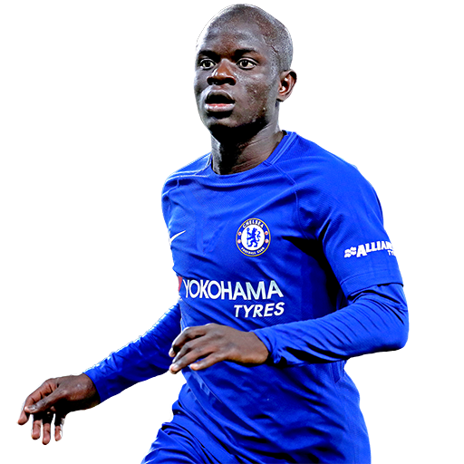 FIFA 18 N'Golo Kante Icon - 95 Rated
