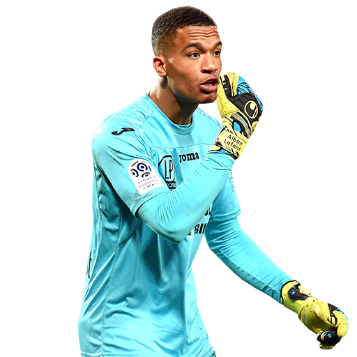 FIFA 18 Alban Lafont Icon - 81 Rated