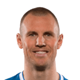 FIFA 18 Kenny Miller Icon - 72 Rated