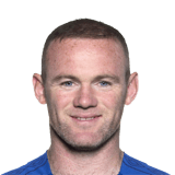 FIFA 18 Rooney Icon - 86 Rated