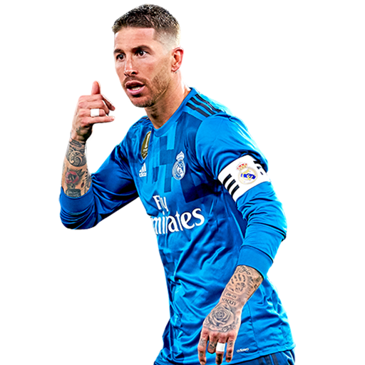 FIFA 18 Sergio Ramos Icon - 95 Rated