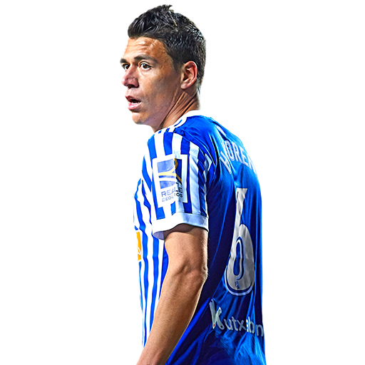 FIFA 18 Hector Moreno Icon - 83 Rated