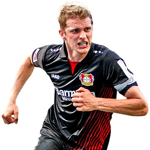 FIFA 18 Lars Bender Icon - 89 Rated