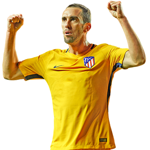 FIFA 18 Diego Godin Icon - 94 Rated