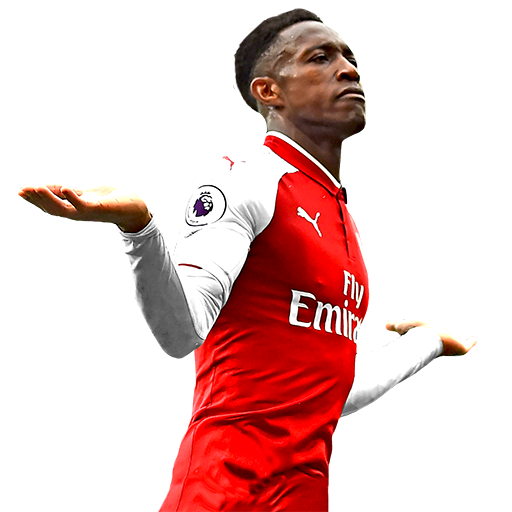 FIFA 18 Danny Welbeck Icon - 83 Rated