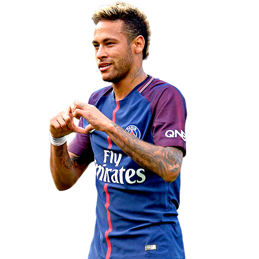 FIFA 18 Neymar Icon - 93 Rated
