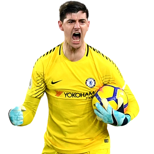 FIFA 18 Thibaut Courtois Icon - 94 Rated