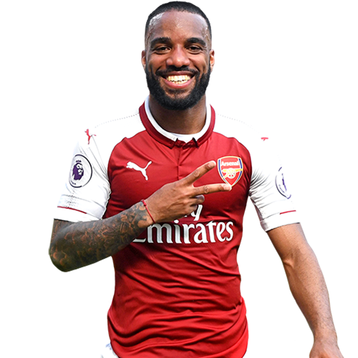 FIFA 18 Alexandre Lacazette Icon - 86 Rated