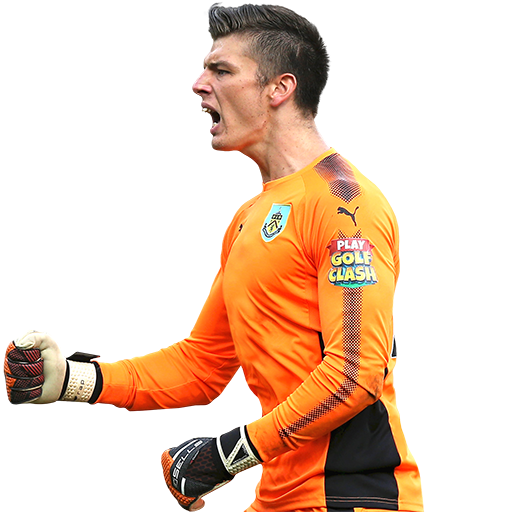 FIFA 18 Nick Pope Icon - 87 Rated