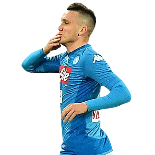 FIFA 18 Piotr Zielinski Icon - 83 Rated