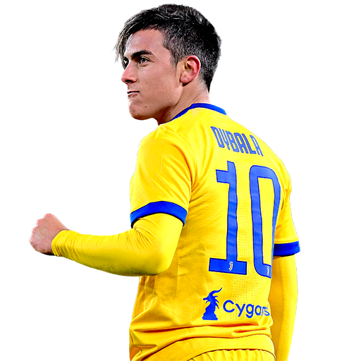 FIFA 18 Paulo Dybala Icon - 91 Rated