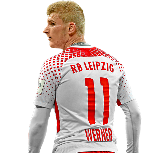 FIFA 18 Timo Werner Icon - 85 Rated