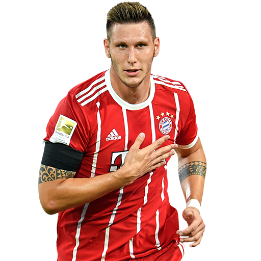 FIFA 18 Niklas Sule Icon - 91 Rated