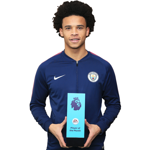 FIFA 18 Sane Icon - 86 Rated