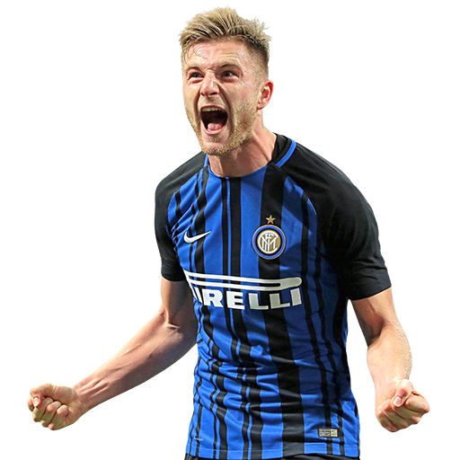 FIFA 18 Milan Skriniar Icon - 83 Rated