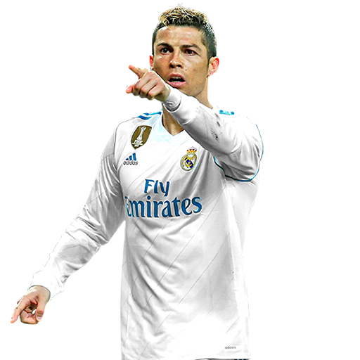 FIFA 18 Ronaldo Icon - 96 Rated
