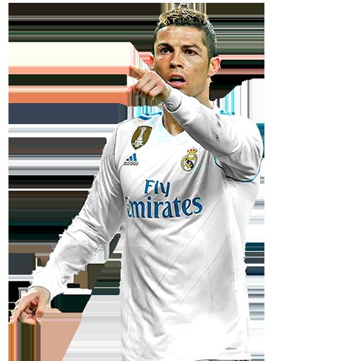 more photos 4ba91 e87d0 Cristiano Ronaldo Inform FIFA 18 - 96 Rated - FUTWIZ