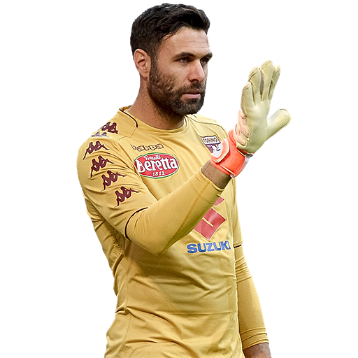 FIFA 18 Salvatore Sirigu Icon - 84 Rated