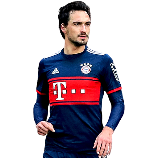 FIFA 18 Mats Hummels Icon - 91 Rated