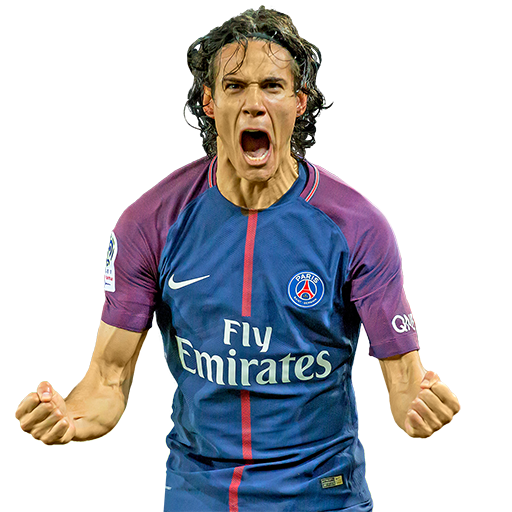 FIFA 18 Edinson Cavani Icon - 92 Rated