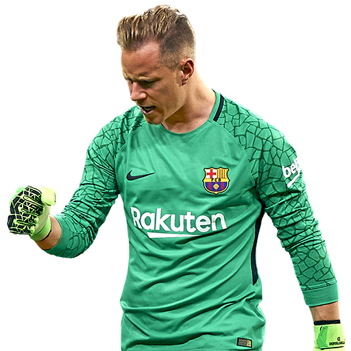 FIFA 18 Marc-Andre ter Stegen Icon - 89 Rated