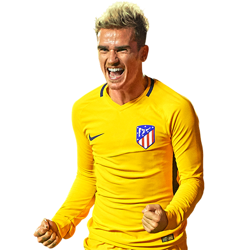 FIFA 18 Antoine Griezmann Icon - 89 Rated