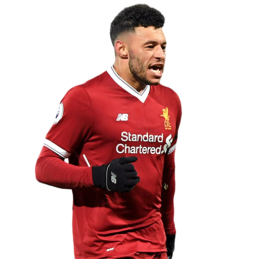 FIFA 18 Alex Oxlade-Chamberlain Icon - 83 Rated