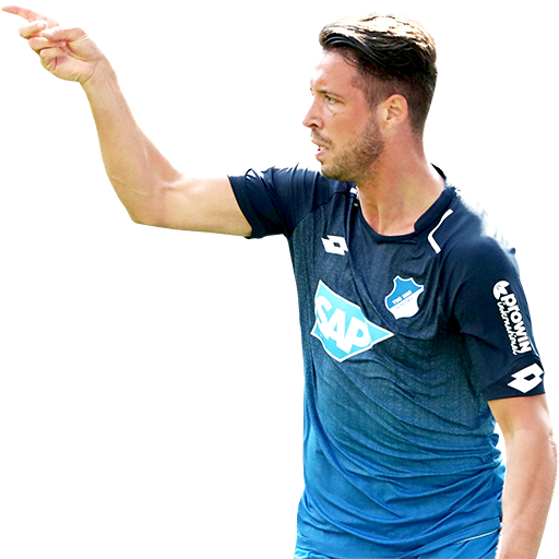 FIFA 18 Mark Uth Icon - 85 Rated