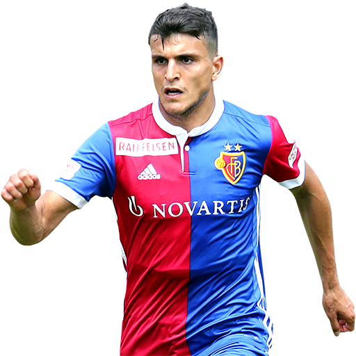 FIFA 18 Mohamed Elyounoussi Icon - 84 Rated