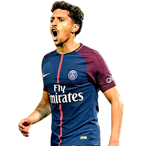FIFA 18 Marquinhos Icon - 92 Rated