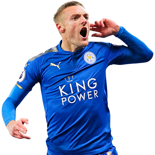 FIFA 18 Jamie Vardy Icon - 89 Rated