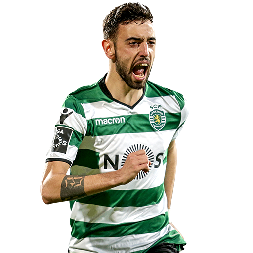 FIFA 18 Bruno Fernandes Icon - 84 Rated