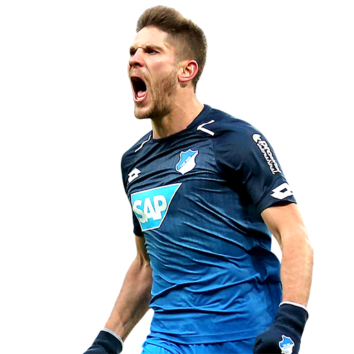 FIFA 18 Andrej Kramaric Icon - 86 Rated
