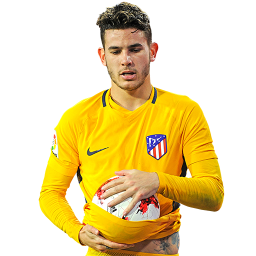 FIFA 18 Lucas Hernandez Icon - 90 Rated