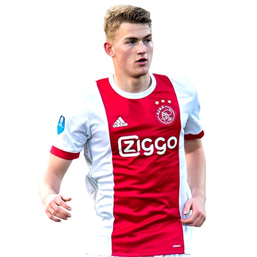 FIFA 18 Matthijs de Ligt Icon - 84 Rated