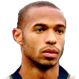 FIFA 18 Henry Icon - 93 Rated
