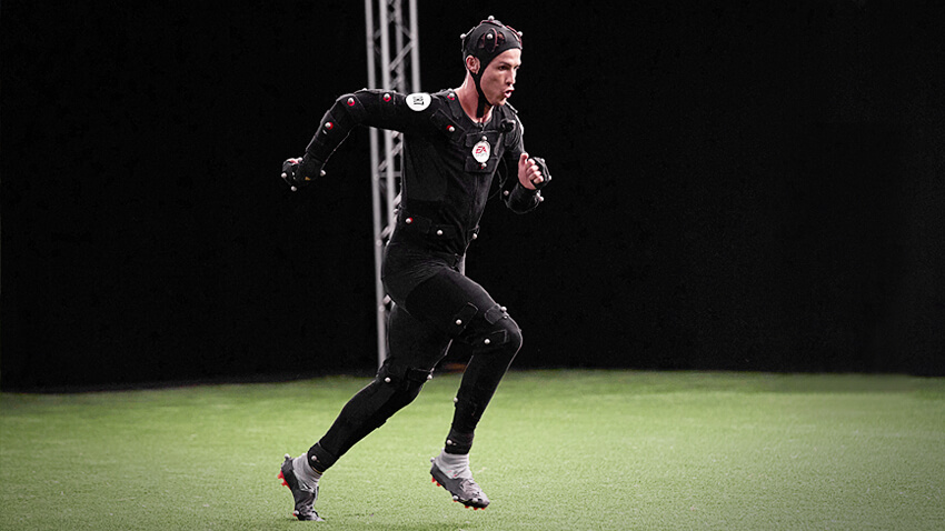 FIFA 18 Cristiano Ronaldo Motion Capture