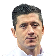 Robert Lewandowski FIFA 18 Custom Card Creator Face