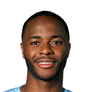 Raheem Sterling Face