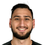 Gianluigi Donnarumma Face