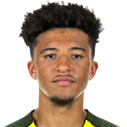 Jadon Sancho Face