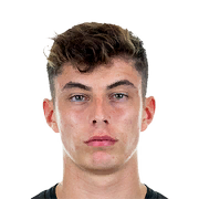 Kai Havertz Face