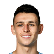 Phil Foden Face