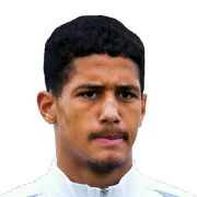 William Saliba Face