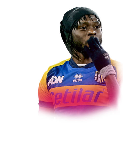 FIFA 19 Gervinho Face