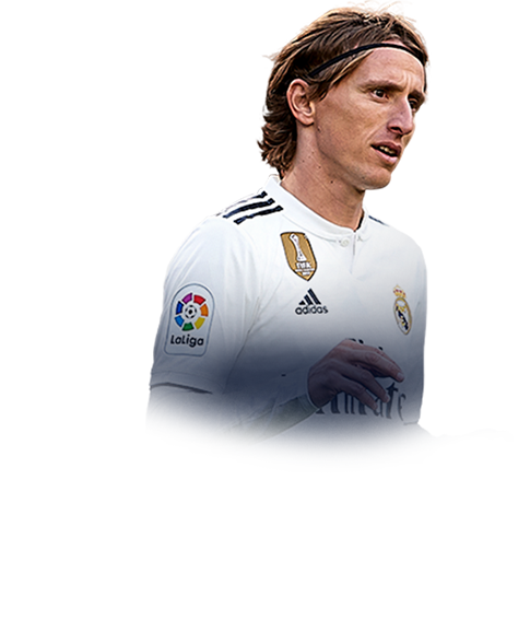 6c175ede3 Luka Modric TOTY FIFA 19 - 99 Rated - FUTWIZ