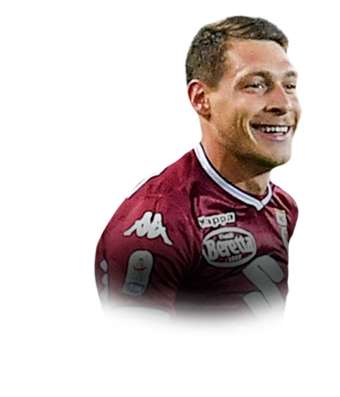 Belotti face