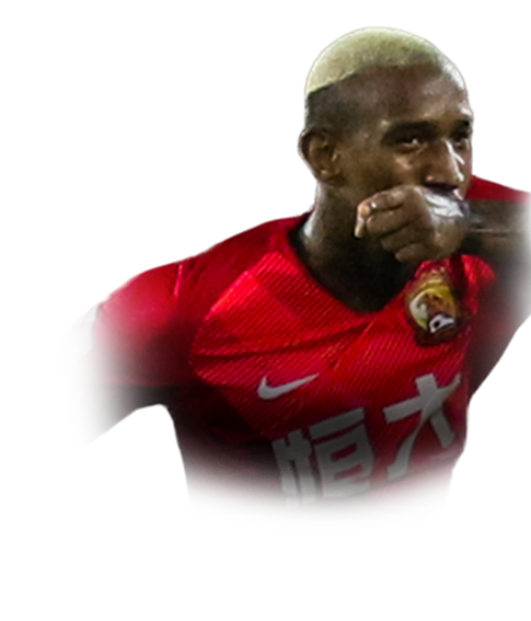 Anderson Talisca face